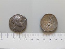 Copper of Seleucus III from Seleucia ad Tigrim