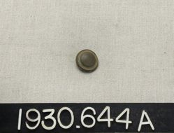Two Bronze Buttons