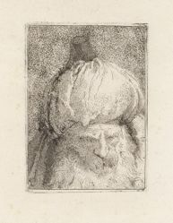 Turk Seen from the Front, from the Raccolta di Teste (Collection of Heads)