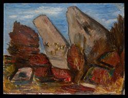 Whale's Jaw, Dogtown Common, Cape Ann, Massachusetts