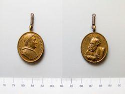Pope Pius IX Medal