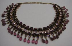 Amethyst Shades Necklace
