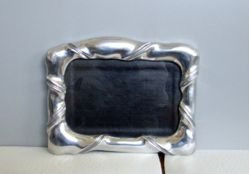 "Picture frame, ""Alternative Metal Series"""
