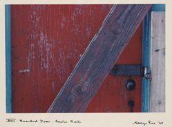 Boarded Door, Savin Rock