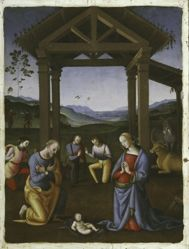The Adoration of Christ