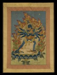 Chakrasamvara and Vajravarahi