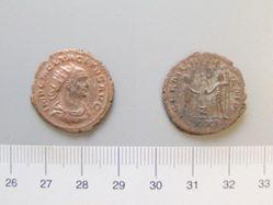 Antoninianus of Marcus Claudius Tacitus from Antioch