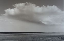 Cloud, Badger Basin, Park County, Wyoming, from the series Susurrations: the Wyoming Grasslands Photographic Project