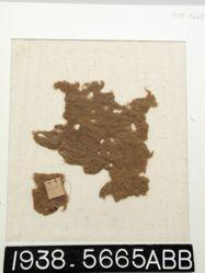 Textile, felt fragment