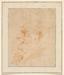 Portrait Head: Profile