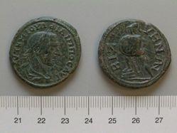 Coin from Bizya