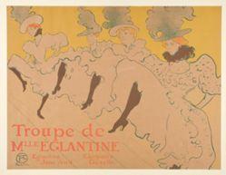 La Troupe de Mademoiselle Eglantine (Mademoiselle Eglantine's Troupe)