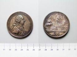 Silver Medal of Joseph II