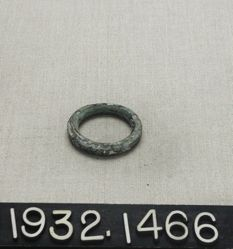 Large Bronze Ring
