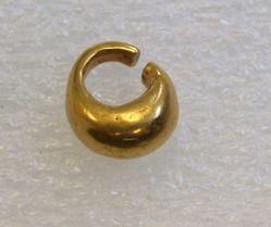 Tapered Hoop Ear Ornament