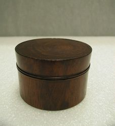 Round Box (with lid)