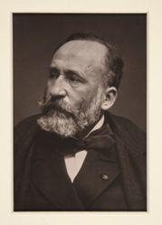 Portrait of Pierre Puvis de Chavannes (1824-1898)