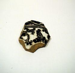 Cizhou ware fragment