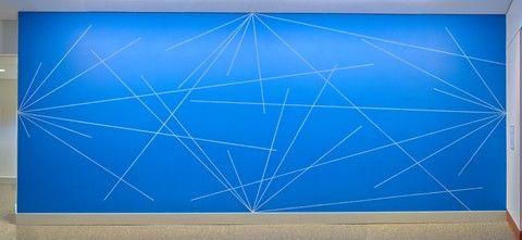 Sol LeWitt, Wall Drawing #256A