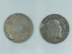 Proclamation Medal of Ferdinand VI of Spain 1746
