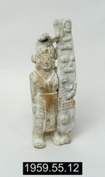 Figure of Standing Man Displaying Jewelry