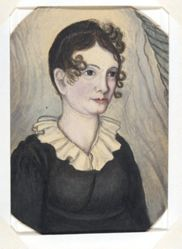 2 portraits of a Woman (Wife of A. Street)