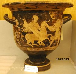 Red-Figure Bell-Krater
