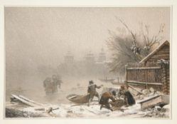 Gripsholm du cote de Mariefred - Gripsholm