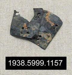 Bronze scale armor (set E1)