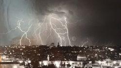 Storm over Jerusalem