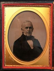 Portrait of an Unknown Man: Relation of Reverend Timothy Dwight