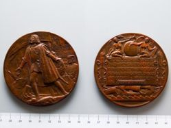 Medal of the World's Columbian Exhibition, 1893
