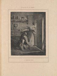 Le Cabinet Noir, from the series Scènes de la vie intime