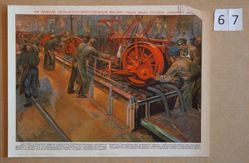 "Na zavode sel'skokhoziaistvennykh mashin (sborka mashin sposobom ""konveier"") (At a factory for agricultural machines (the assembly of machines using a ""conveyor""))"