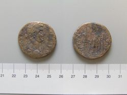 Copper of  Caracalla from Tyre