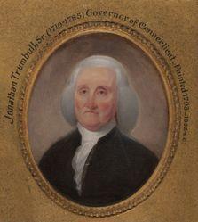Jonathan Trumbull, Sr. (1710–1785), LL.D. 1779