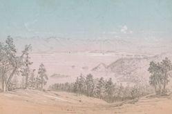 Flathead Lake, Looking toward the South