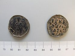 Class D Anonymous Follis from Constantinople