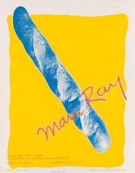 Man Ray, The New York Cultural Center, in association with Fairleigh Dickinson University