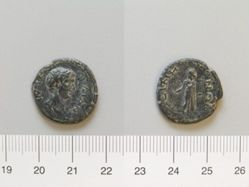 Copper of Trajan from Germe