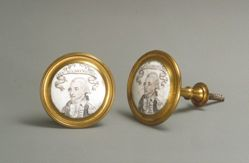 Pair of Cloak Pins