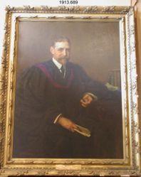 Henry Walcott Farnam (1853-1933), B.A. 1874, M.A. 1876, LL.D. 1923