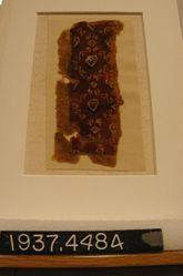 Slit tapestry