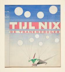 Tijl Nix: De Tranendroger (Book cover design)