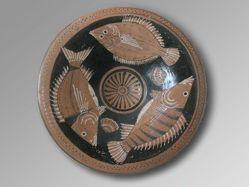 Campanian Fish Plate