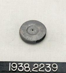 Bronze Scabbard Chape