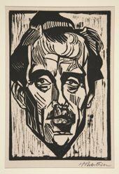 Portrait of Dr. Freundlich