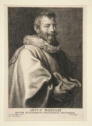 Portrait of Arthur Wolfart