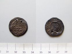 Dirham from al Andalus, Spain