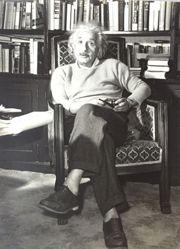 Albert Einstein, Princeton